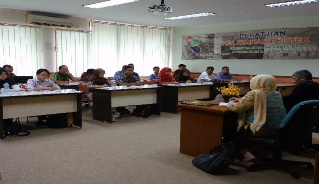 Opening of Project Assessment Training 1
