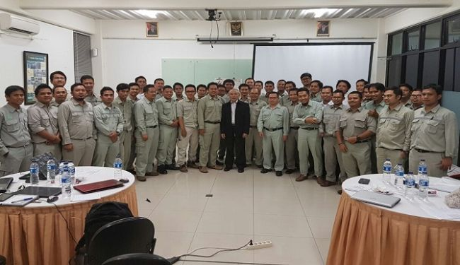 Project Management Training for Project Managers in PT. PP Tbk 2