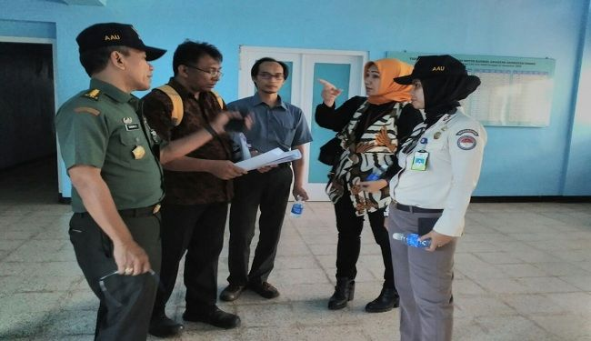 Construction Supervision on Air Force Academy Facilities Development in Jogyakarta<br> 2