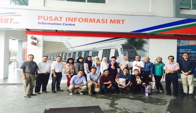 Lemtek Went To MRT Project in Malaysia 5