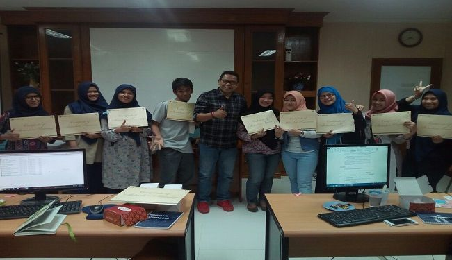 Inhouse Training for Internal Management and Employees  3