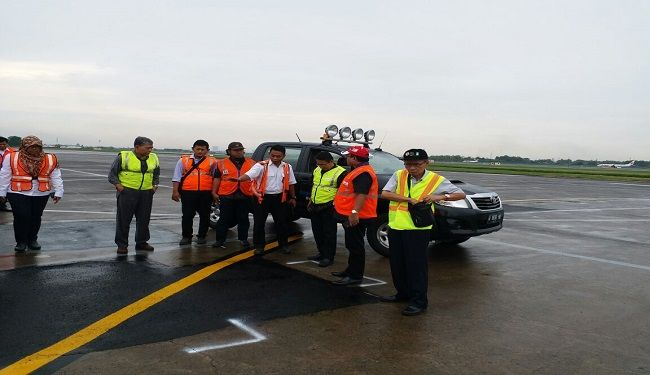Study and Design of Capacity Improvement of Apron B With Cakar Ayam System in Juanda Airport 3