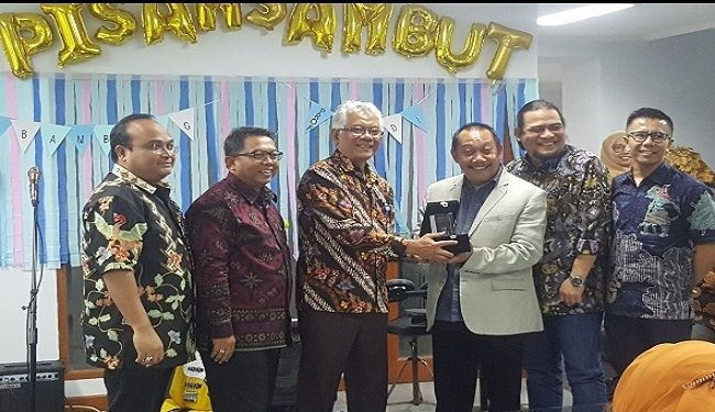 Farewell & Welcome Ceremony of The Director of Lemtek UI 1