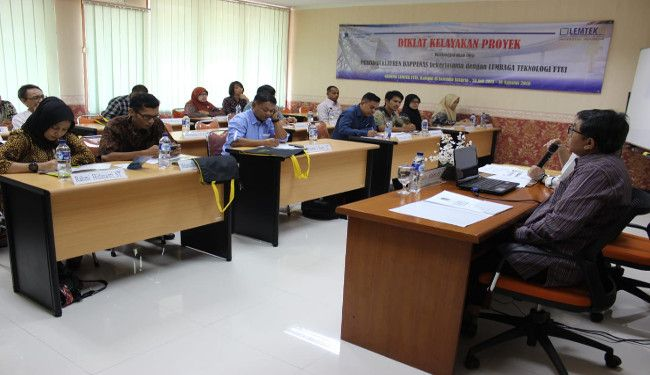 Project Feasibility Training 1