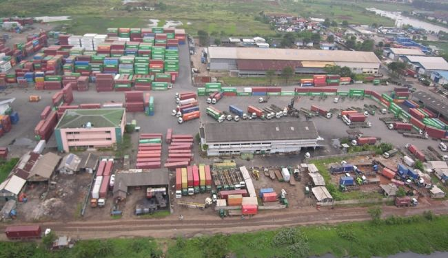 The Development of New Container Yard of PT. (Persero) KBN 1
