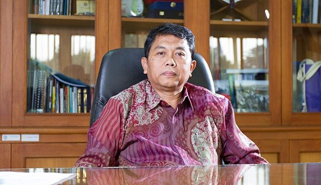 Prof Dr Ir Dedi Priadi DEA as New Director of Lemtek UI 1